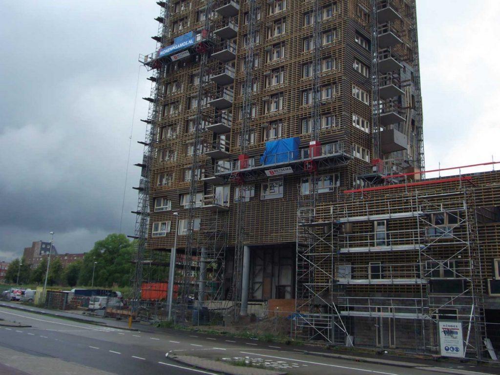 Verhuur hefsteigers Samos Amasterdam