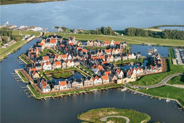 115 vakantiewoningen Esonstad